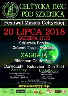 Celtycka Noc Pod Szrenicą 2018