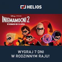 """""""Iniemamocni 2"""" w Heliosie. Weź udział w konkursie!"""