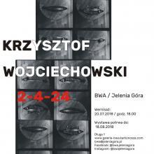 """Fotograficzne """"2 – 4 – 24"""" Krzysztofa Wojciechowskiego"""