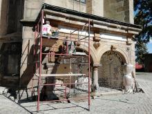 Odnawiają kaplice przy bazylice mniejszej