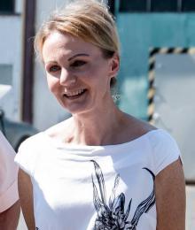 Agata Buśko prezesem MZK