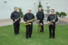 W niedzielę, 5 sierpnia, wystąpi Zámecke saxofonové kvarteto Josefa Źemličky