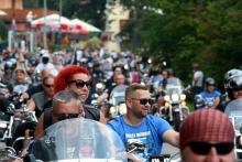 Harleyowcy opanowali Karpacz