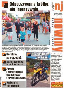 """W najnowszym wydaniu """"Nowin Jeleniogórskich"""" 32/2018"""