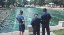 Nasze kąpieliska pod lupą policji