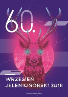 Autorką plakatu tegorocznego Września Jeleniogórskiego jest Agnieszka Karwowska
