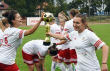 Pierwsze punkty piłkarek KS Orlik w II lidze
