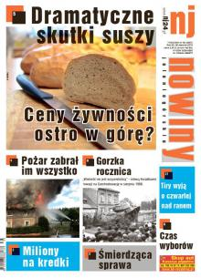 """W najnowszym wydaniu """"Nowin Jeleniogórskich"""" 35/2018"""
