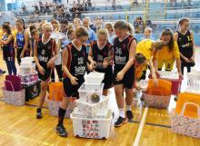 Turniej koszykówki Spartanmania