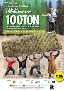 100 TON na kamiennych stopach