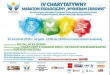 """Maraton """"Wybieram Zdrowie"""" 2018"""