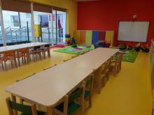 W nowym przedszkolu jest miejsce dla 100 maluchów. Marszałek Cezary Przybylski przekazał na tę inwestycję blisko 6 mln zł.