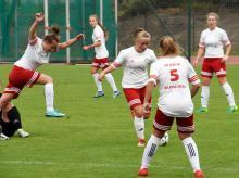 Futbolistki KS Orlik w czołówce II ligi