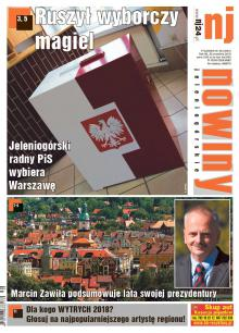 W najnowszym wydaniu Nowin Jeleniogórskich 39/2018