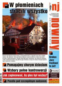 """W najnowszym wydaniu """"Nowin Jeleniogórskich"""" Nr 42/2018"""