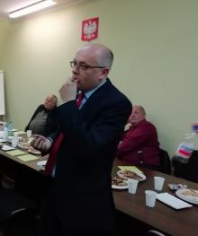 Krzysztof Mróz: Jestem gotowy do debat z Jerzym Łużniakiem