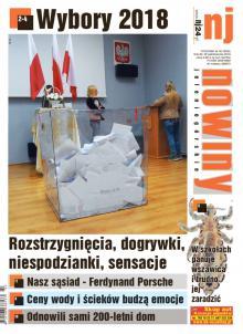 W najnowszym wydaniu Nowin Jeleniogórskich Nr 43/2018