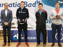 Łukasz Cimosz medalistą Elity Grand Prix Polski