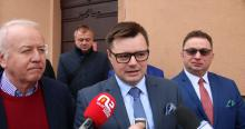 Nowym starostą ma zostać Krzysztof Wiśniewski z RdR-u.