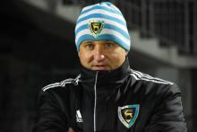 Zwycięski debiut trenera Pietrzyka