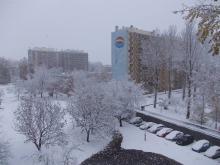 Na drogach już są zimowe warunki