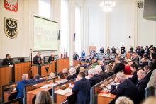 Marek Obrębalski i Jerzy Pokój wiceprzewodniczącymi Sejmiku