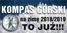 Przygotowujemy Kompas Górski na zimę 2018/2019!