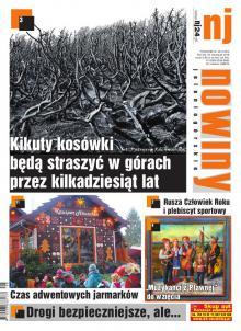 """W najnowszym wydaniu """"Nowin Jeleniogórskich"""" Nr 48/2018"""
