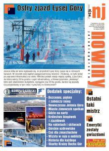 W najnowszym wydaniu Nowin Jeleniogórskich Nr 50/2018