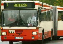 W autobusach głos Czubówny