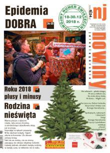 """W najnowszym wydaniu """"Nowin Jeleniogórskich"""" Nr 51-52/2018"""