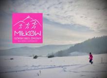 Górski Bieg Zimowy w Miłkowie