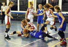Jeleniogórskie kluby koszykówki dziewcząt i chłopców dostały łącznie 200 tysięcy złotych.