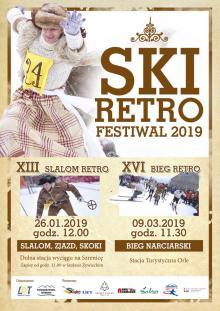 XIII Narciarski Slalom Retro w Szklarskiej Porębie