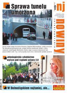 W najnowszym wydaniu  Nowin Jeleniogórskich Nr 5/2019