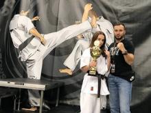 Natalia Grześ nokautuje w Carpathia Cup