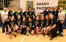 Juniorki KPR powalczą w 1/8 finału mistrzostw Polski