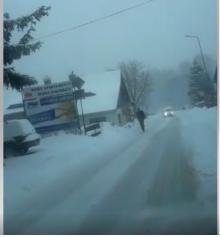 Fatalne warunki na drogach i w górach