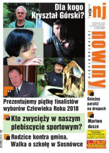 W najnowszym wydaniu Nowin Jeleniogórskich Nr 6/2019