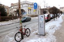 Za parkowanie w strefie drożej o 20 procent