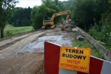 Remont mostu - będą objazdy