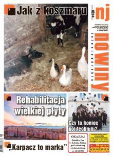 W najnowszym wydaniu Nowin Jeleniogórskich Nr 9/2019