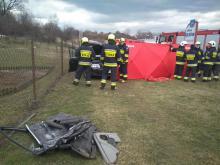Strażak z Jeleniej Góry zginął w wypadku samochodowym