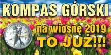 Czas na wiosenny Kompas Górski