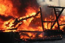 Śmiertelna ofiara pożaru