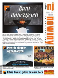 """W najnowszym wydaniu """"Nowin Jeleniogórskich"""" Nr 12/2019"""