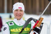 Joanna Badacz mistrzynią świata masters