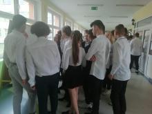 Trwa egzamin gimnazjalny