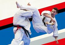 Osiem medali karateków