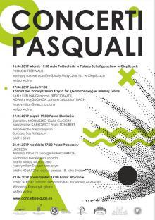 Concerti Pasquali w Dolinie Pałaców i Ogrodów